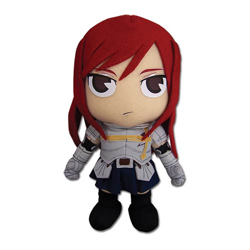 Fairy Tail Erza Scarlet 8-Inch Plush