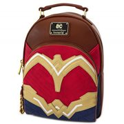 Wonder Woman Suit Mini Backpack