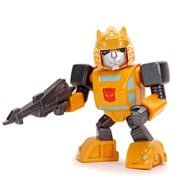 Transformers G1 Bumblebee Deluxe 4-Inch MetalFigs Figure with Light