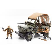 Mega Construx Call of Duty Infantry Scout Car Playset