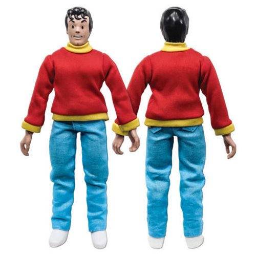 Shazam 8-Inch Retro Series Billy Batson Action Figure