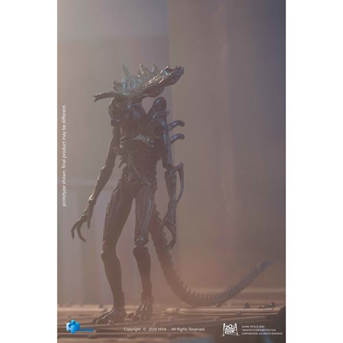 Aliens Headshot Alien Warrior 1:18 Scale Action Figure