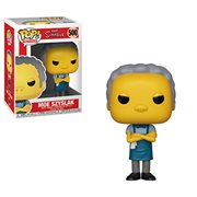 Simpsons Moe Pop! Vinyl Figure, Not Mint