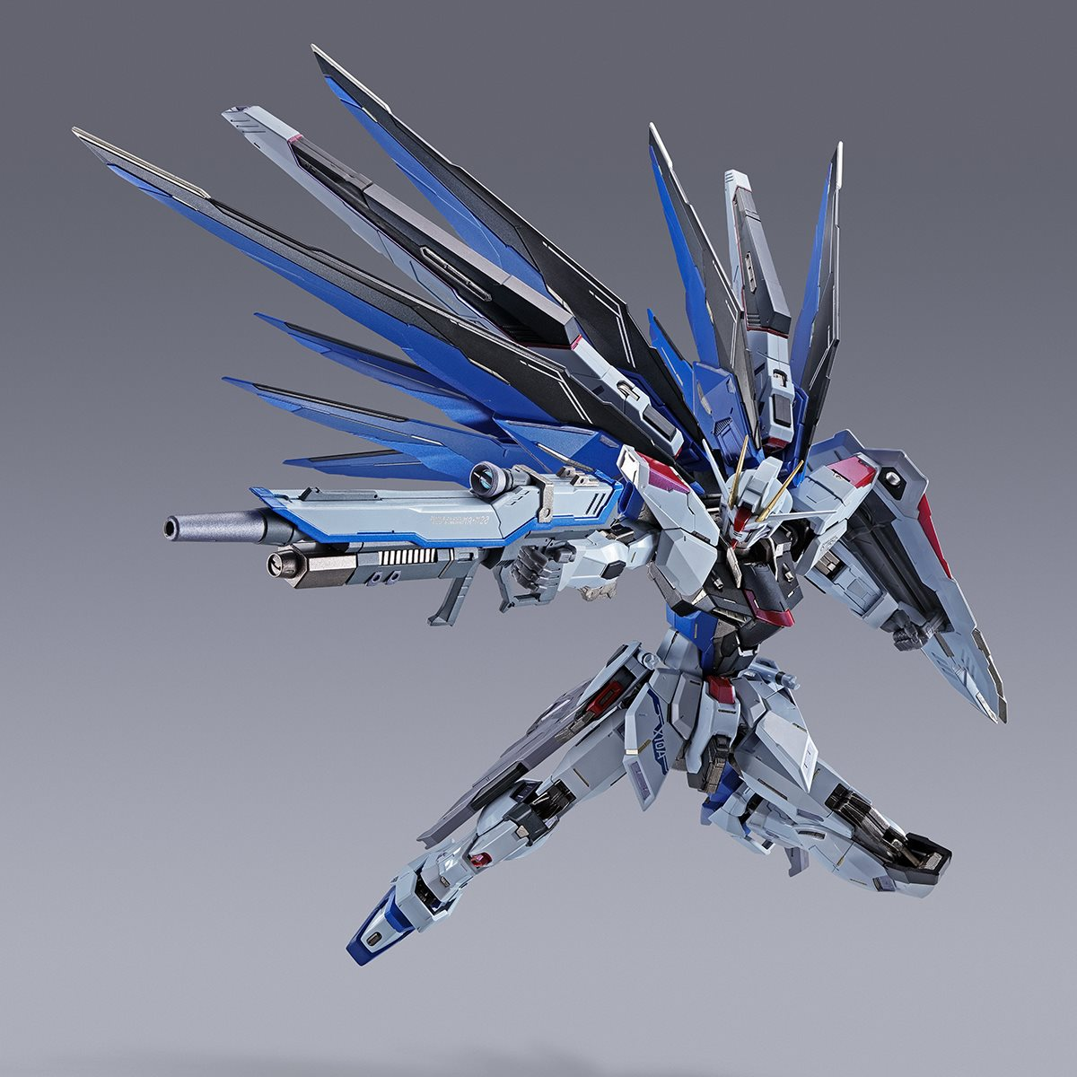 NEW BANDAI METAL BUILD USA DIE-CAST Freedom Gundam Concept 2 Action figure