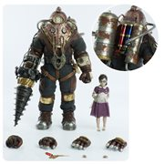 Bioshock 2 Subject Delta and Little Sister 1:6 Scale Standard Version Action Figure 2-Pack