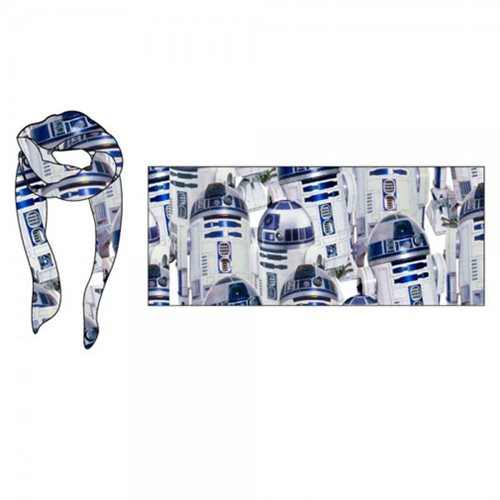 Star Wars R2-D2 Viscose Scarf
