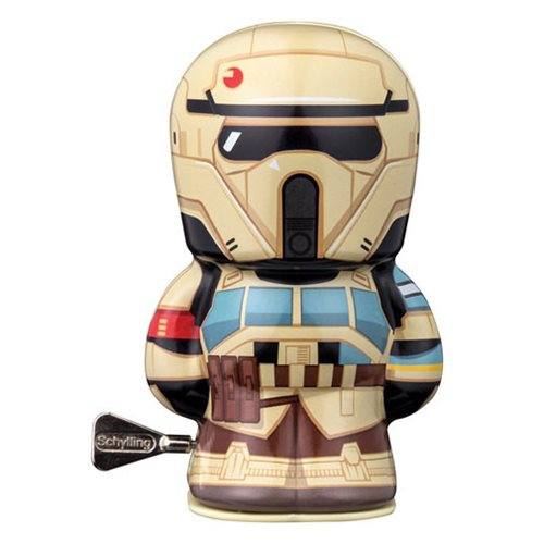 Star Wars Rogue One Scarif Shoretrooper 4-Inch Windup Bebot, Not Mint