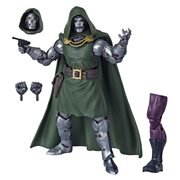 Fantastic Four Marvel Legends Doctor Doom 6-Inch Action Figure, Not Mint