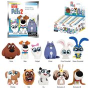 Secret Life of Pets 2 Figural Key Chain Random 6-Pack