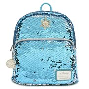 Frozen Elsa Reversible Sequin Mini Backpack