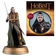 The Hobbit Elrond In Rivendell Figure with Collector Magazine #18