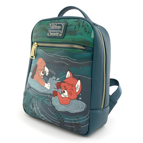 Fox and the Hound Water Fight Mini Backpack