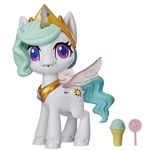 My Little Pony Magical Kiss Unicorn Princess Celestia