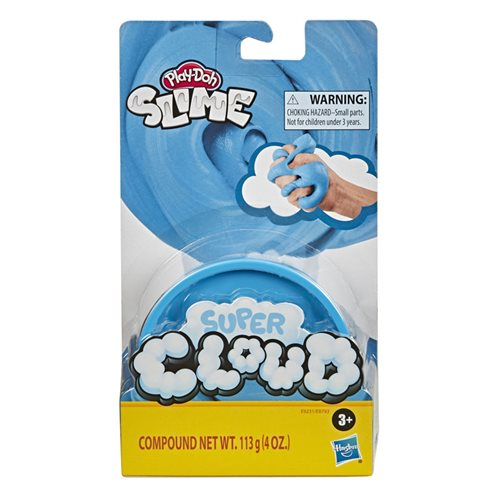 Play-Doh Super Cloud Slime Single Cans Wave 2 Case
