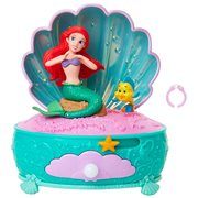Little Mermaid Ariel Pearl Anniversary Jewelry Box