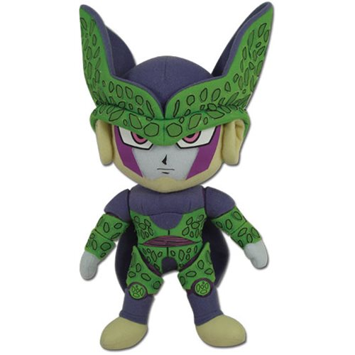 Dragon Ball Z Perfect Cell 8-Inch Plush