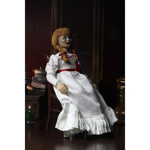 The Conjuring Universe Annabelle 8-Inch Cloth Action Figure