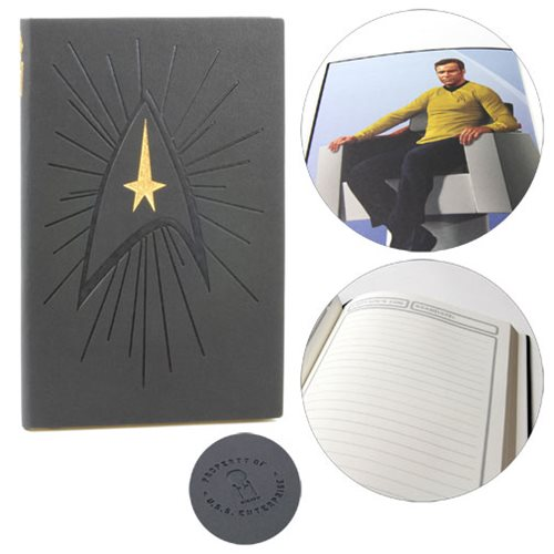 Star Trek: The Original Series Captain's Log Journal