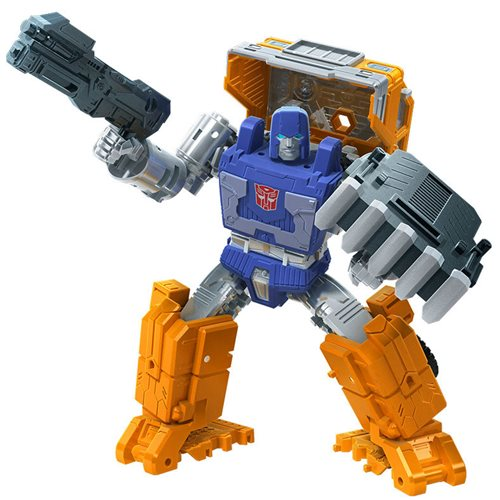 Transformers Generations Kingdom Deluxe Wave 2 Set
