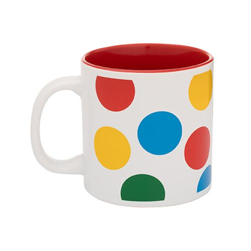 Hasbro Twister 20 oz. Ceramic Mug