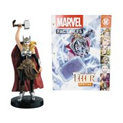 Marvel Fact Files Special #26 Mighty Thor Jane Foster Statue with Collector Magazine