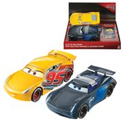 Cars 3 Flip to the Finish Cruz Ramirez and Jackson Storm Vehicle Set