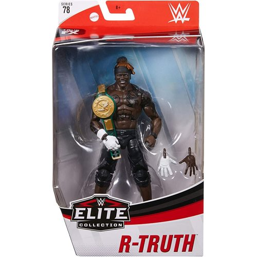 WWE R-Truth Elite Series 78 Action Figure