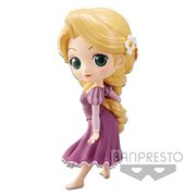 Tangled Rapunzel Braided Hair Q Posket Statue