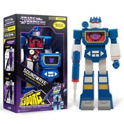 Transformers Soundwave Super Cyborg Vinyl Figure