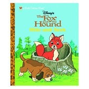 The Fox and the Hound: Hide and Seek Little Golden Book