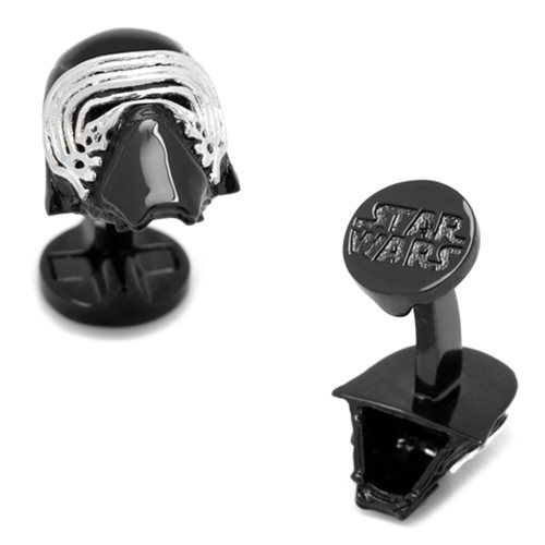 Star Wars Kylo Ren 3D Cufflinks