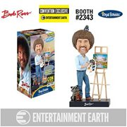 Bob Ross Variant Version Bobble Head - Exclusive