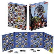 Marvel Classic Universe Hubsnaps Collection Binder