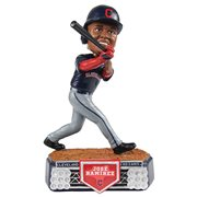 MLB Cleveland Indians Jose Ramirez Alternate Road Uniform Stadium Lights Bobble Head