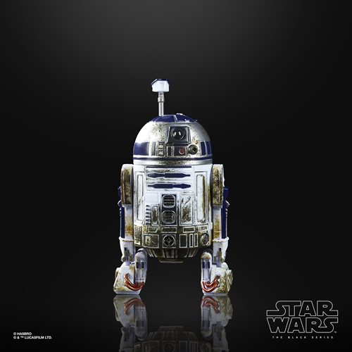 Star Wars The Black Series Empire Strikes Back 40th Anniversary 6-Inch R2-D2 Action Figure