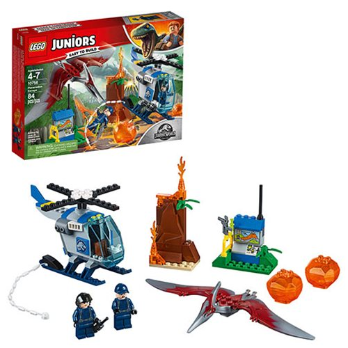LEGO Juniors Jurassic World 10756 Pteranodon Escape