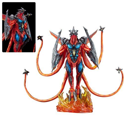 Gamera 3: Revenge of Iris Hyper Solid Statue