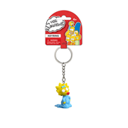 The Simpsons Maggie 3-D Mini-Figure Key Chain