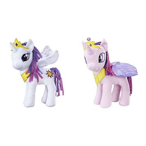 My Little Pony Friendship Is Magic Feature Wing Plush Wave 2