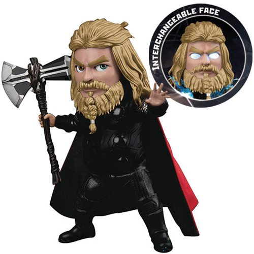 Avengers: Endgame Thor EAA-103 Action Figure - Previews Exclusive