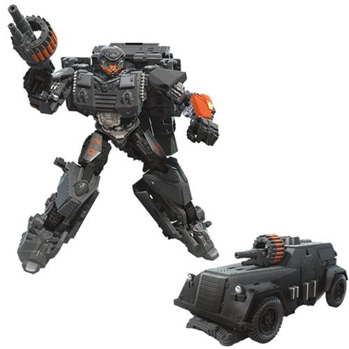 Transformers Studio Series Deluxe WWII Hot Rod