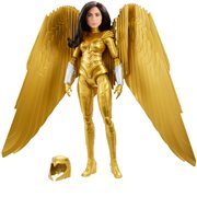 Wonder Woman 1984 Wonder Woman Golden Armor Doll