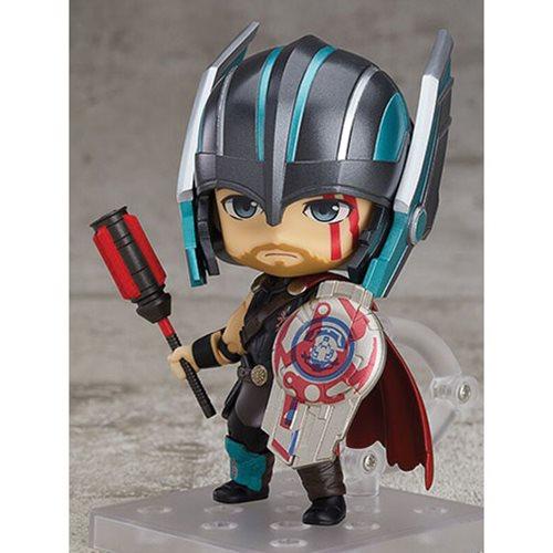 Thor Ragnarok Thor Nendoroid Action Figure-4in