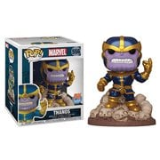 Guardians of the Galaxy Marvel Heroes Thanos Snap 6-Inch Pop! Vinyl Figure - Previews Exclusive