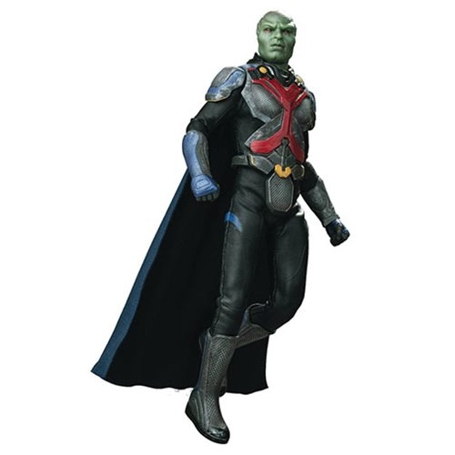 Supergirl TV Martian Manhunter 1:8 Scale Action Figure
