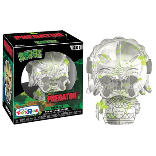 Predator Glow-in-the-Dark Dorbz Vinyl Figure - Exclusive
