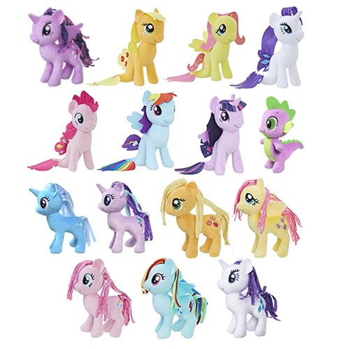 My Little Pony Small Plush Wave 5 Case