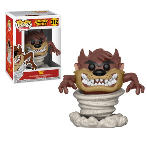 Looney Tunes Tornado Taz Pop! Vinyl Figure #312