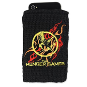 Hunger Games Movie Mockingjay Knitted Phone Cover