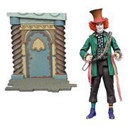 Alice Through the Looking Glass Mad Hatter Select Action Figure